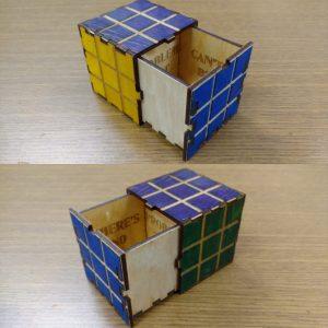 Lock Boxes/Puzzle Boxes