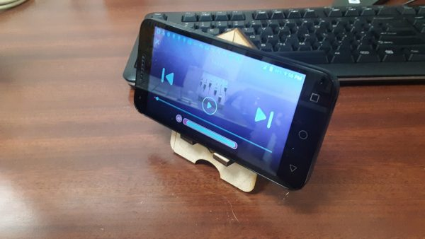 D20 Phone Stand