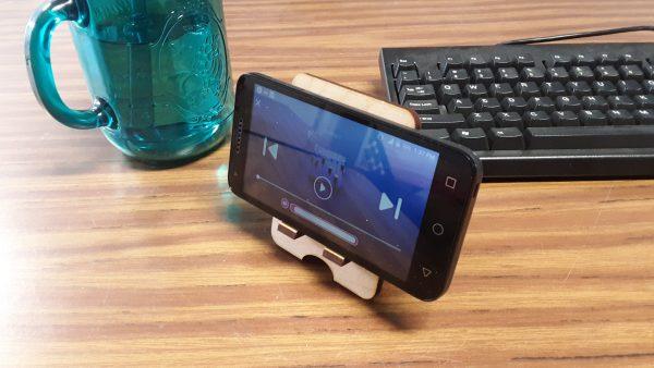 Pi Phone Stand