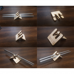 Chopstick Stands