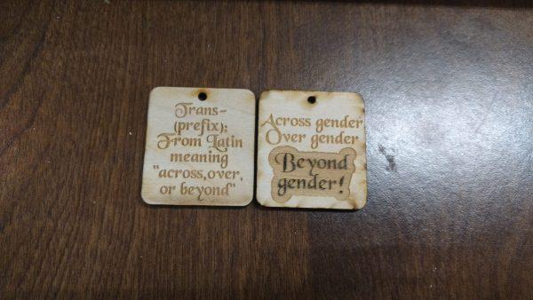 Beyond Gender Charm