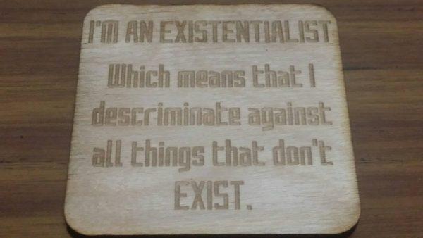 Existentialist Coaster