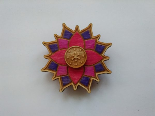 Lotus Fidget Spinner