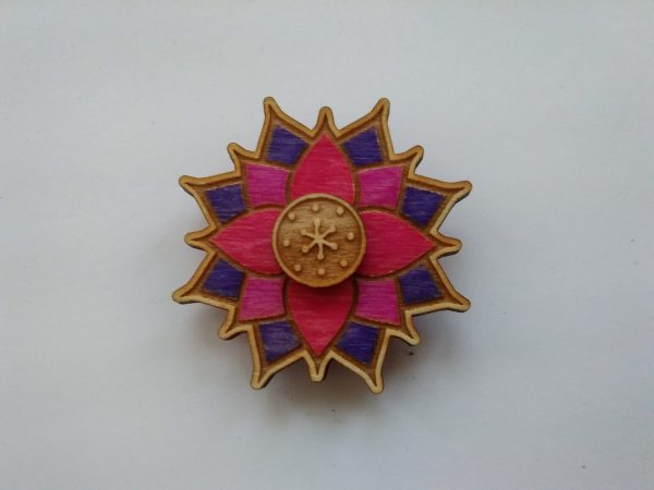 Lotus Fidget Spinner