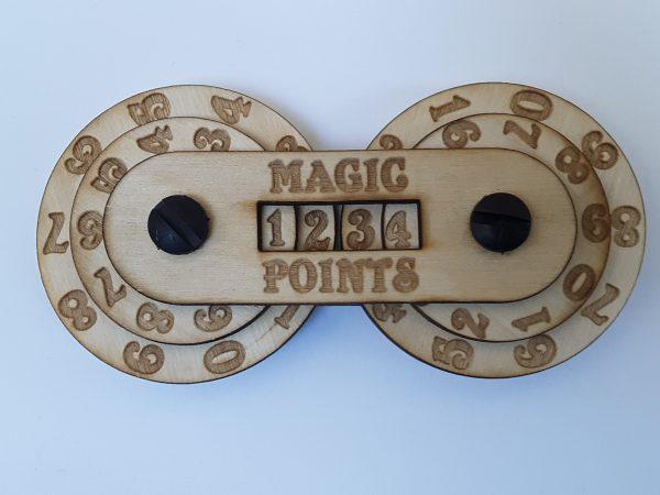 Game Counter: Magic (4-digit)