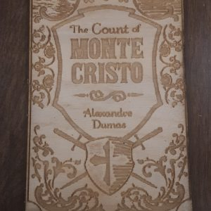 The Count of Monte Cristo Plaque