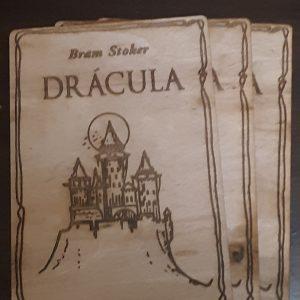 Dracula Plaque