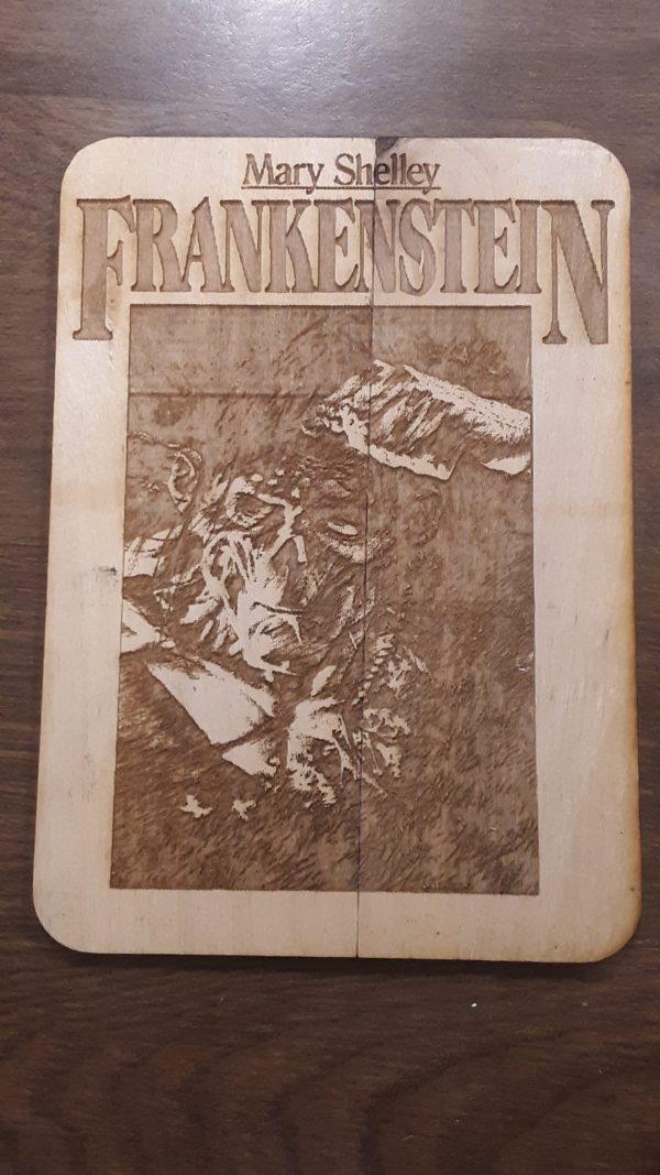 Frankenstein Plaque