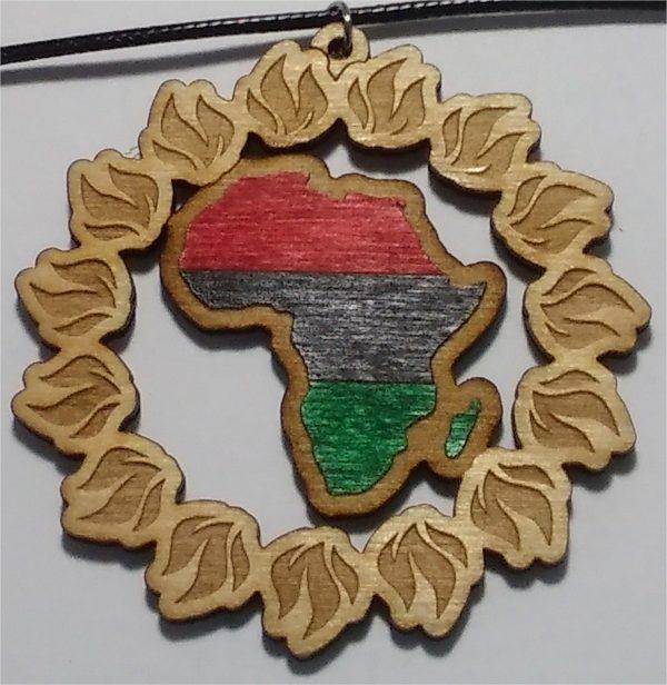 PanAfrican SolFire Pendant
