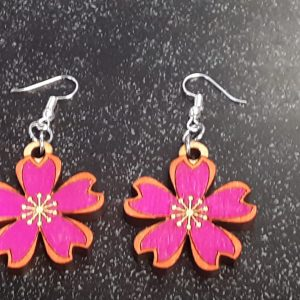 Sakura Blossom Earrings