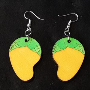 Mango Earrings